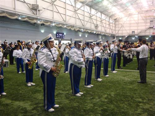 Husky Band Day