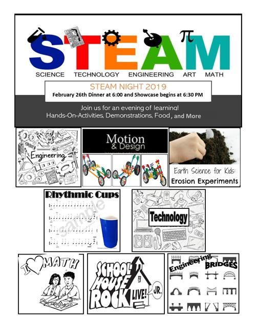 STEAM Night!!!