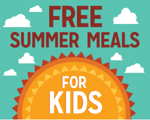 Summer Meals for Kids and Teens/Comidas de verano para ninos y jovenes