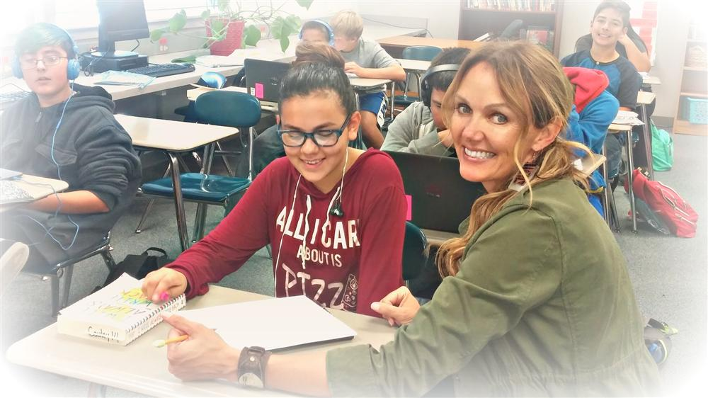 Teacher Spotlight: Mia Cauley